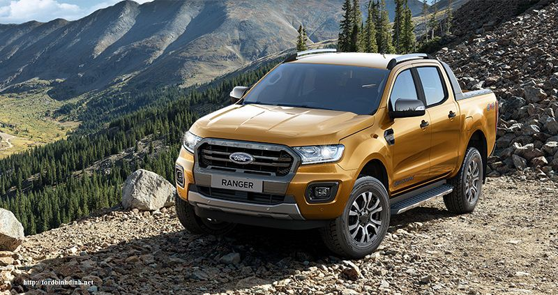 RANGER WILDTRAK 2.0L AT 4*2
