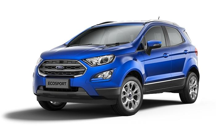 ECOSPORT 1.5 AT TITANIUM